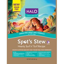 Spot's Stew Grain Free Hearty Surf N' Turf Dry Dog Food