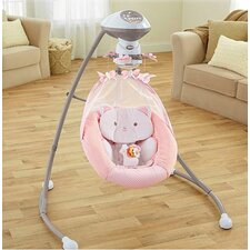 <strong>Fisher-Price</strong> My Little Snugakitty Cradle'n Swing