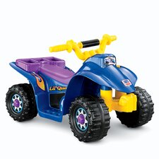 Power Wheels Lil Quad Electric 6V Battery Powered ATV