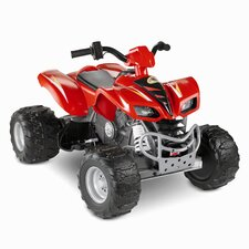 <strong>Fisher-Price</strong> Power Wheels Kawasaki KFX 12V Battery Powered ATV