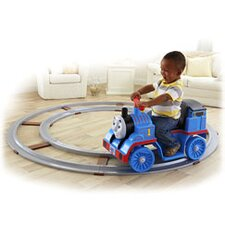 Power Wheels® 6V Battery Powered Thomas & Friends™ Thomas Train with Track