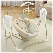 SpaceSaver Power Plus™ Cradle N Swing