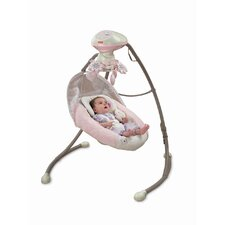 <strong>Fisher-Price</strong> My Little Sweetie Deluxe Cradle Swing