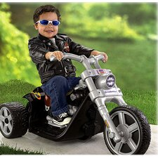 Power Wheels Harley-Davidson 6V Battery Powered Motorcycle