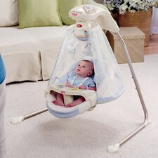 <strong>Fisher-Price</strong> Papasan Baby Cradle Swing