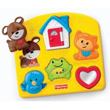 <strong>Fisher-Price</strong> Activity Puzzle