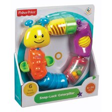 <strong>Fisher-Price</strong> Snap-Lock Caterpillar