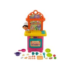 Dora the Explorer Sizzling Surprises Kitchen