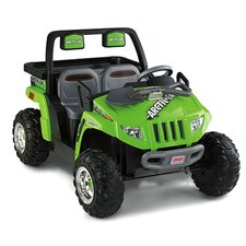 <strong>Fisher-Price</strong> Power Wheels 12V Battery Powered ATV