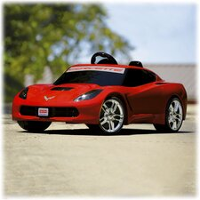 Power Wheels Corvette 12V Battery Powered Car