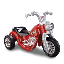 Power Wheels Harley-Davidson Lil' Harley 6V Battery Powered Motorcycle