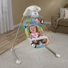 <strong>Fisher-Price</strong> Discover 'n Grow Cradle 'n Swing