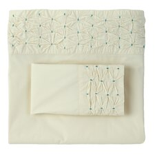 Finely Pintuck 2 Piece Sheet Set