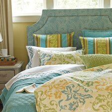 Swirling Leaves Duvet Collection