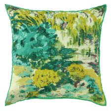 Camille Julep Cotton Pillow