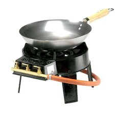 Original Wok Gas Burner Set