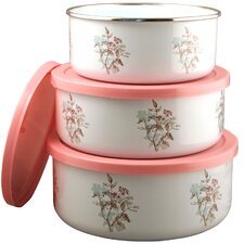 Corelle Coordinates 6 Piece Storage Bowl Set