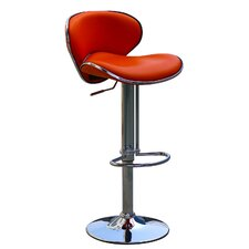 Nigella Adjustable Bar Stool (Set of 2)