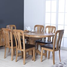 Toledo 7 Piece Dining Set