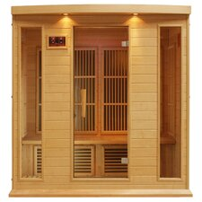 <strong>Maxxus</strong> 4 Person Carbon FAR Infrared Sauna