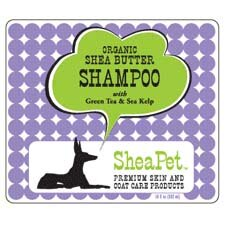 Shea Pet Green Tea Kelp Shampoo (18 oz.)