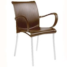 Dama Stackable Arm Chair