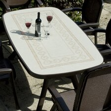 Toscana Ravenna Rectangular Dining Table
