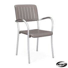 Musa Stackable Arm Chair (Set of 2)