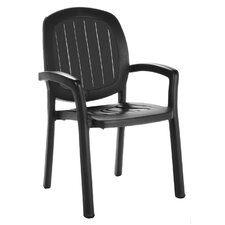 Kappa Stackable Arm Chair (Set of 4)