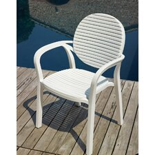 Gardenia Stackable Dining Chair (Set of 2)