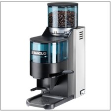 <strong>Rancilio</strong> Rocky Coffee Grinder in Stainless Steel