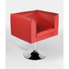 "Lounger drehbar ""Cube"" in Rot"