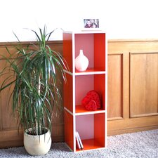 "115 x 34cm Modul-Regal ""M73"" in Orange"