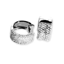 Chandi Court Sterling Silver Earrings