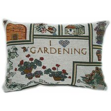 <strong>American Mills</strong> I Love Gardening Pillow (Set of 2)
