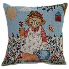 <strong>American Mills</strong> Sunshine Kitty Pillow (Set of 2)