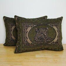 Tiger Eye Pillow (Set of 2)