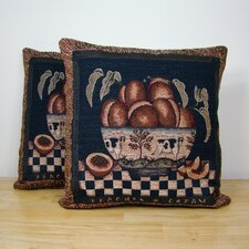 <strong>American Mills</strong> Pears Pillow (Set of 2)
