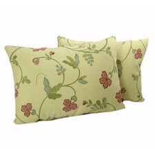 <strong>American Mills</strong> Flowers Pillow (Set of 2)