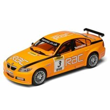 BMW 320si - Team RAC Slot Car