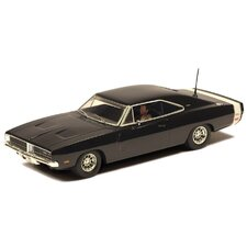 1969 Dodge Charger R/T Car in Black