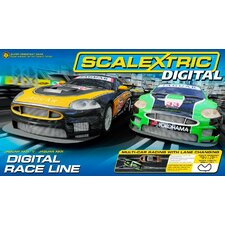 Digital Race Line Racing Set