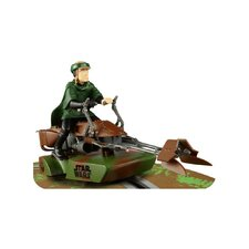 Star Wars Luke Skywalker Speeder Bike