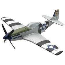 Corgi NA Mustang P-51 Flight Model Kit