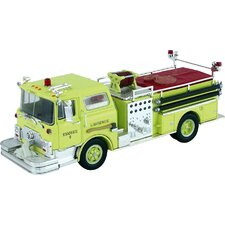 Corgi Mack CF Pumper Lawrence Fire Truck