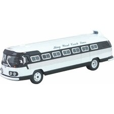 Corgi King Ward Flexible Clipper Bus