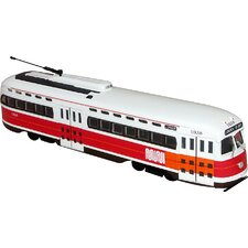 Corgi San Francisco MUNI PCC Train