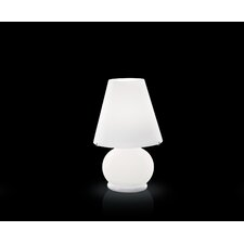 "Paralume 10.63"" H Table Lamp with Empire Shade"
