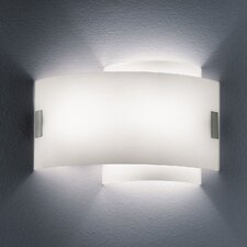 Metafisica Piccola 2 Light Wall Light by Pierto Lunetta