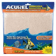 Ammonia Remover Infused Aquarium Pad